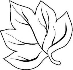 imagenes para colorear hojas las hojas de los arboles para pintar