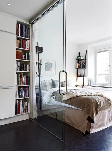 bedroom partitions glass room divider transitional bedroom austin by