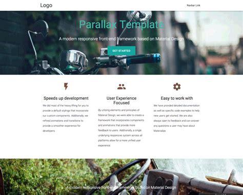 parallax template parallax template alfonso striano web marketing e
