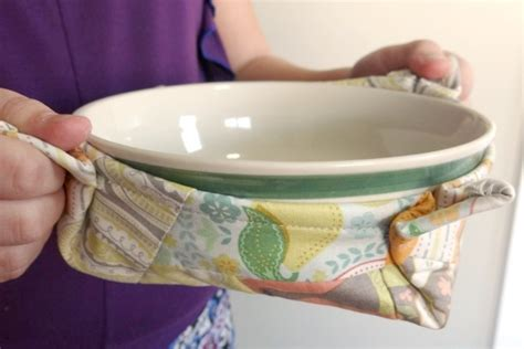 sewing pattern bowl holder microwave bowl potholder allfreesewing com