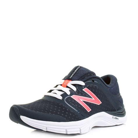 New Balance 711 Cush Wx711sp2 W womens new balance 711 mesh navy white pink cross trainers