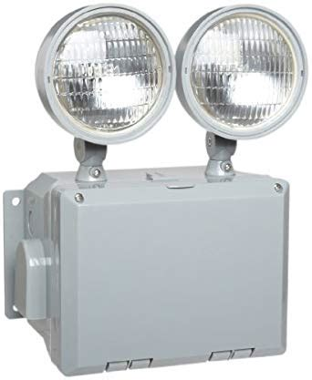 wet location emergency light morris products 73396 emergency lighting unit wet location