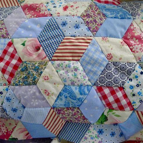 Tumbling Blocks Patchwork - 8 best tumbling blocks quilt images on block