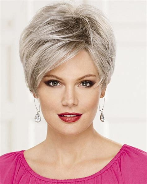 itip extensions in pixie asymmetrical pixie wigs with a lace front and a