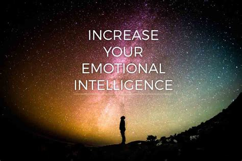Improve Your Emotional Intelligence five key skills that will increase your emotional