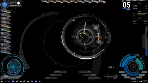 wallpaper engine and rainmeter high tech 1 0 by atshields934 on deviantart