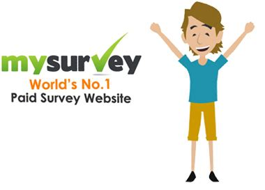 Good Paying Online Surveys - paid surveys mysurvey online surveys for making money