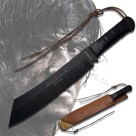 machete knifes rambo 4 machete