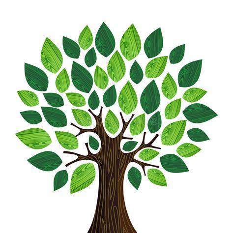 Eco Friendly Concept Tree Stock Vector Illustration Of Earth 27412146 Green Eco Tree Vector Free