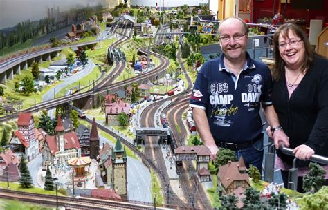 Töff Die Eisenbahn by Saisoner 246 Ffnung 10 Jahre Modellbahn Zauber Eider Kurier