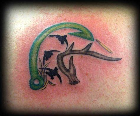 sportsman tattoos duck 3 tattoos tattoos