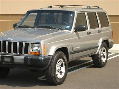 99 Jeep Sport Buy Used 2000 01 99 98 97 Jeep Sport 4x4 Non