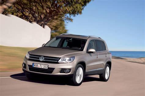 Gebrauchte Motoren Vw Diesel by Vw Tiguan Bekommt Neue Motoren Und Radios Heise Autos