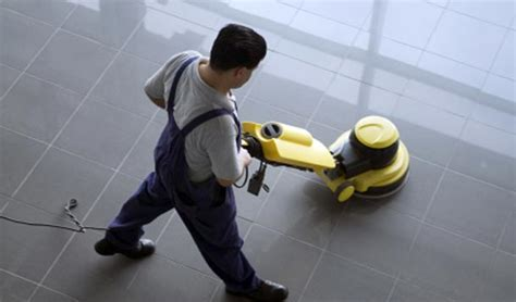 Floor Buffing Service by Floor Polishing Gikasan Services Inc