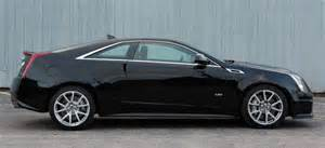 Two Door Cadilac by Drive 2011 Cadillac Cts V Coupe Is Angular