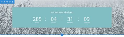 elegant themes divi background image how to create a gorgeous seasonal transparent countdown