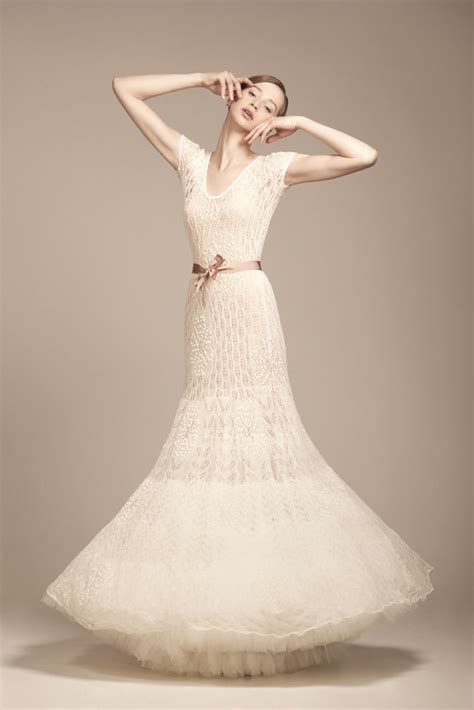 knit wedding dress 96 best knitted wedding dresses images on