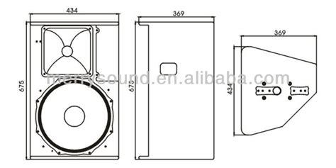 Speaker Ukuran 15 Inch 15 inch speaker cabinet cabinets matttroy