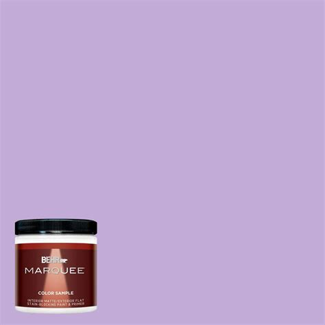 behr marquee 8 oz mq5 42 perpetual purple interior exterior paint sle mq30316 the home depot