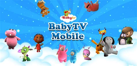 baby tv mobile babytv mobile co uk appstore for android