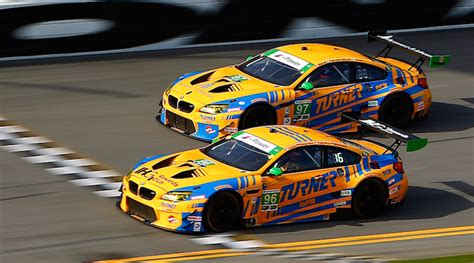 turner motor sport turner bmw m6 finishes sixth with successful world debut