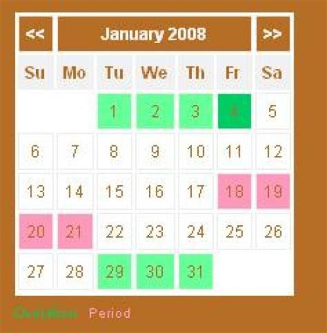 Babyhopes Ovulation Calendar 51 Best Images About Ovulation Calendar On