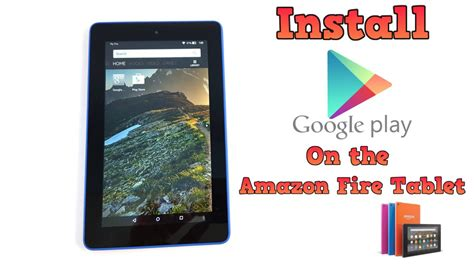 install apk on kindle how to install play on kindle w walkthrough