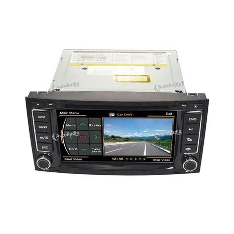 volkswagen touareg radio poste autoradio gps dvd vw touareg 2003 2010 aux prix les