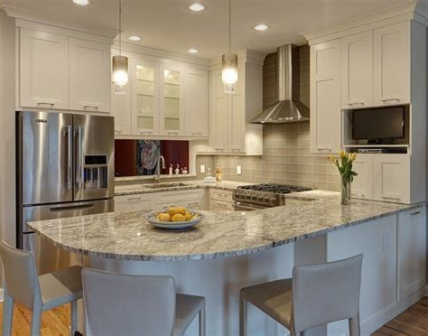 Creative Plans for the Open Concept Kitchen   Decor Around