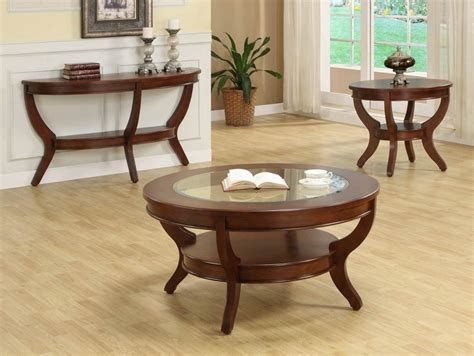 Cherry Coffee Table Sets Cherry Wood Coffee Table Set Master Ssc1193 Jpg Branford 3pc Pack Cherry Wood Coffeeend Table