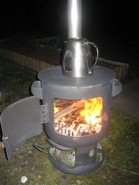 portable wood fired pizza oven patio heater