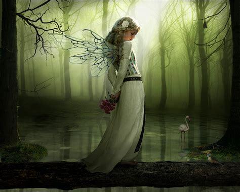 Green Fairy WP by Pygar on DeviantArt