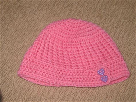 knot your nana s crochet modified pineapple stitch hat