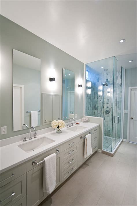Bathroom Towel Rack Decorating Ideas by Pure White Caesarstone Bathroom Vanity