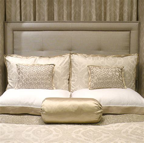 Customized Bedding by Workroom Custom Bedding