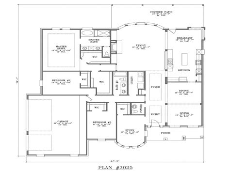 one story house plan best one story house plans one story house blueprints
