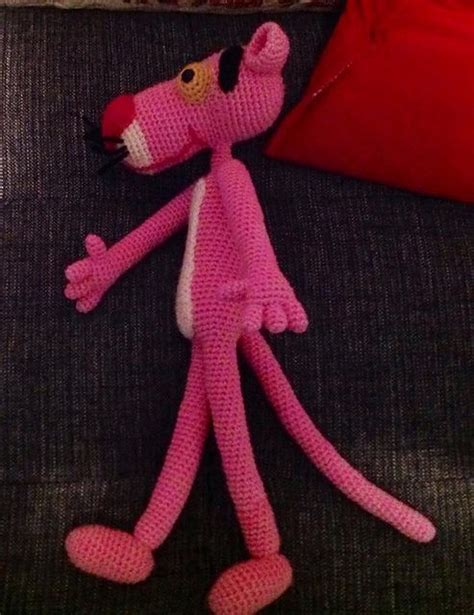 pattern pink panther 17 best images about crochet dolls and other dolls on