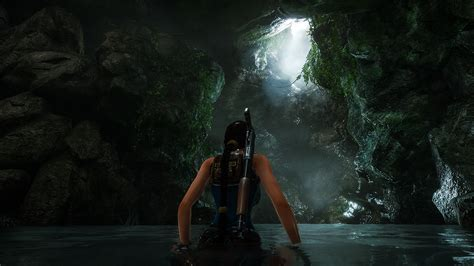 tomb raider  unreal  fan remake    demo