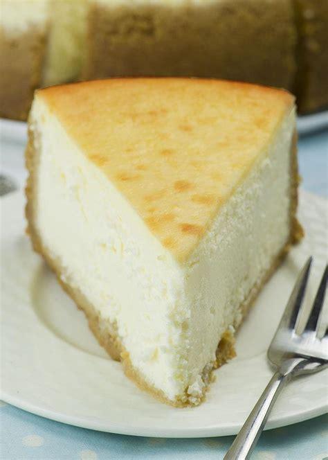 new york cheesecake recipe best new york style cheesecake omg chocolate desserts