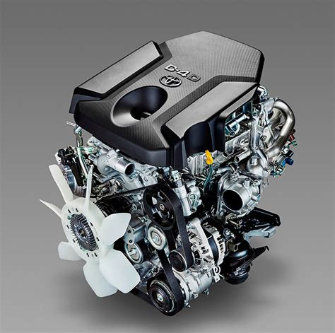 toyota engines toyota s reved turbo diesel engines offer more torque