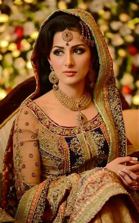 Bonia Silver Gold Cover White beautiful mehdi bridal dress 2014 new collection