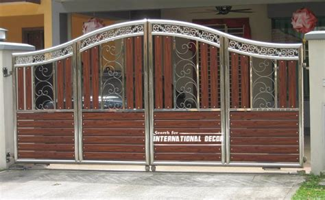 garage gate designs choice of gate designs for house and garage