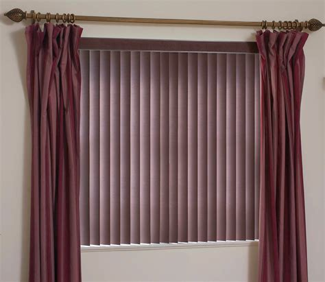 curtains on blinds vertical blinds and curtains curtain menzilperde net