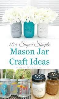 Home Made Xmas Decorations 10 Super Simple Mason Jar Crafts Mom 4 Real