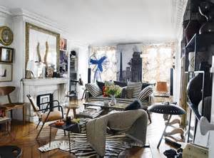 Parisian Style Home Decor by More Interior Design Living Rooms Elle Decor Parisian