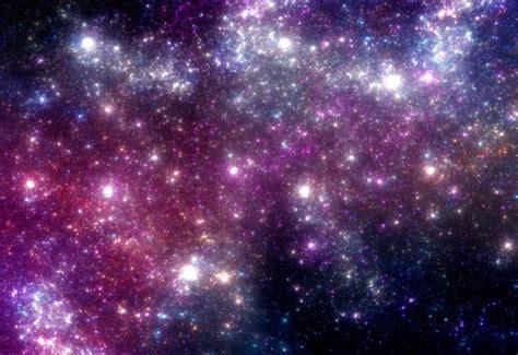 galaxy vinyl wallpaper stars background purple galaxy wall mural pixers 174 we