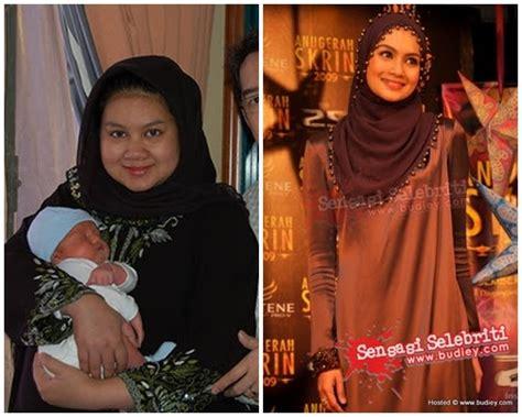datin norjuma bercerai kahwin sultan brunei berat badan kisah wanita gemuk menjadi kurus datin