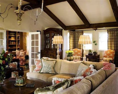 Country Family Room | french country family room design favorite rooms