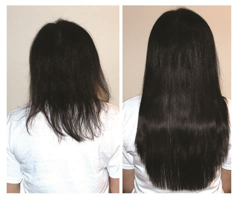 see what a difference quality extensions make before 23 best before after di biase hair extensions usa images