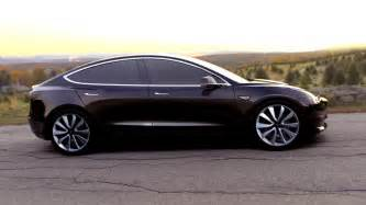 Electric Cars 2018 Models Six Things You Need To About The 2018 Tesla Model 3
